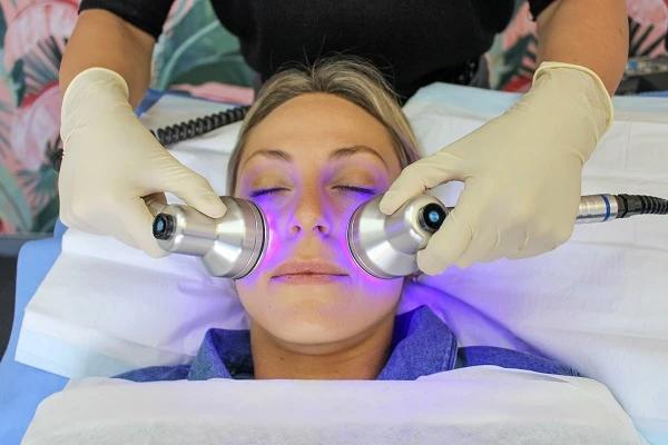 HydraFacial Blue Light LED Treatment - The Clinic