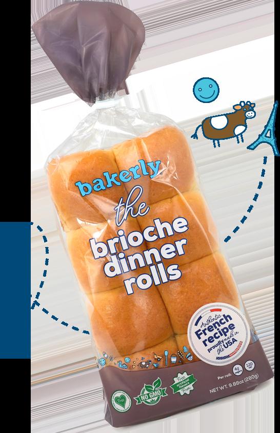 brioche rolls picture