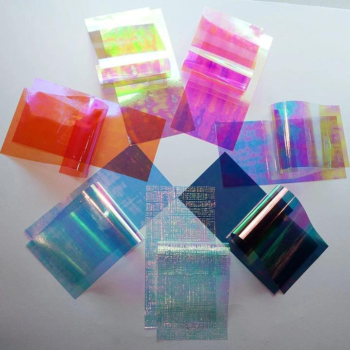 Resin Dichro-ISH dichroic iridescent film colorant