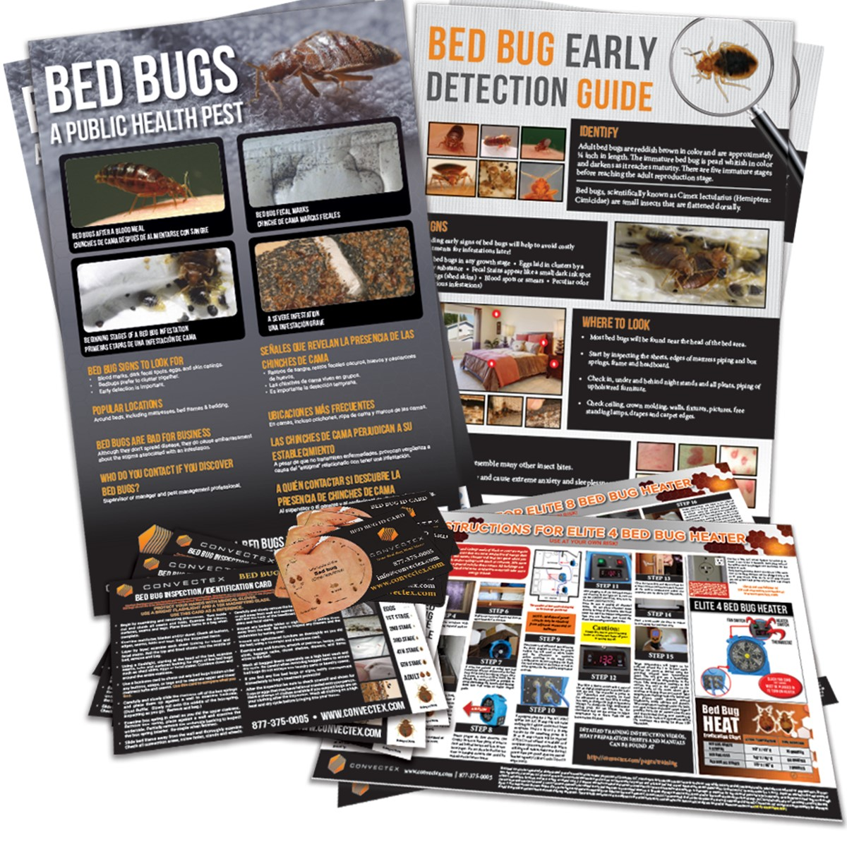 Bed Bug Education and Identification Kit