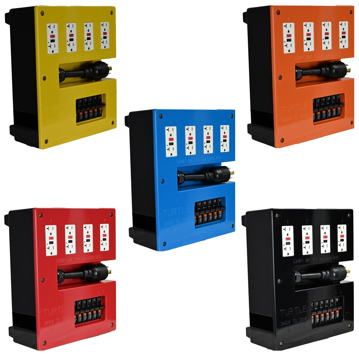 Power Box Color Variations