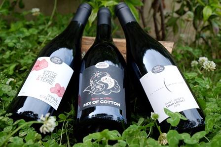 cuvees exclusives vins bio nature biodynamie