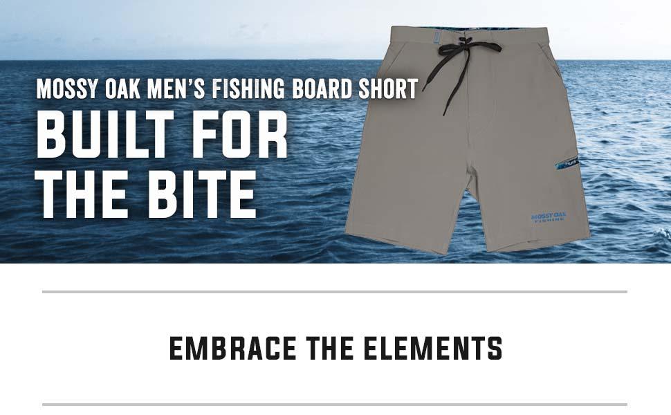 fishing board short