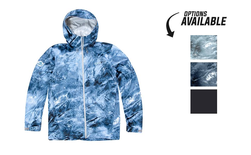 lightweight waterproof fishing jacket
