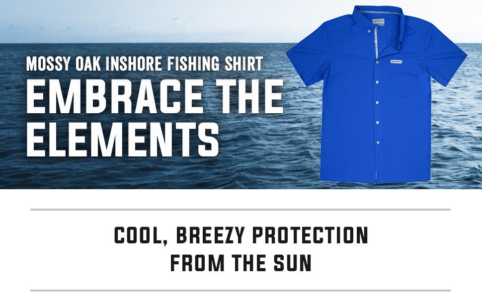 vented fishing shirt