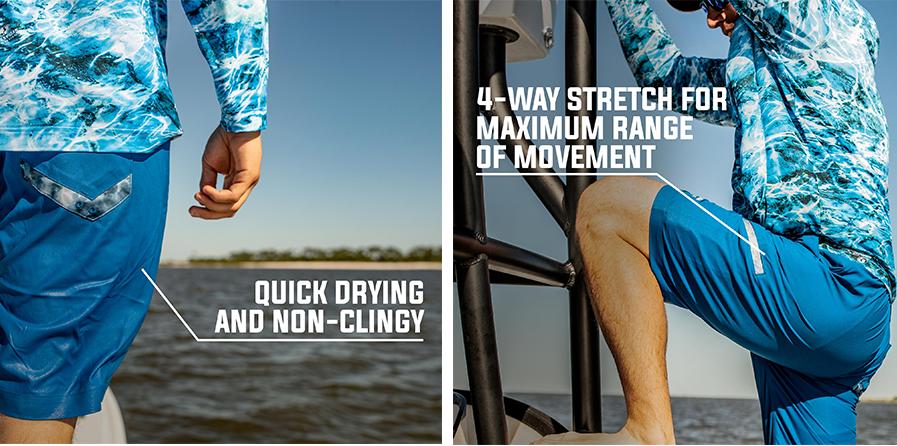 stretch board short