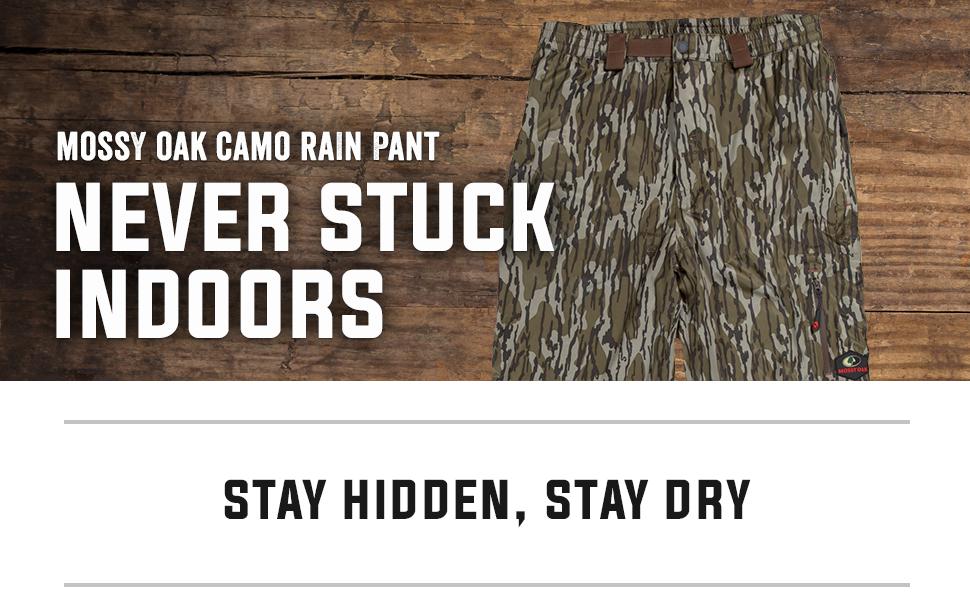 waterproof pants for hunting