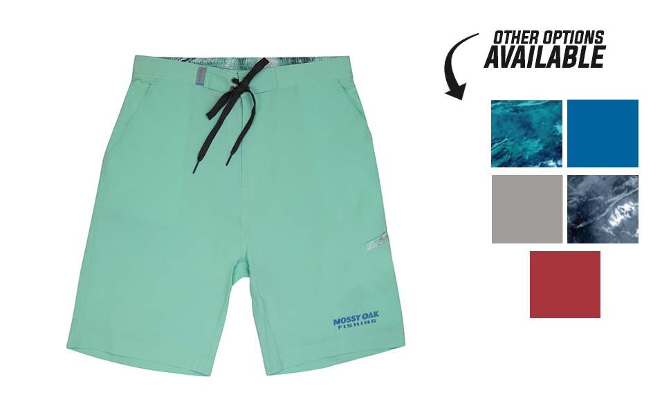mens fishing shorts with pockets