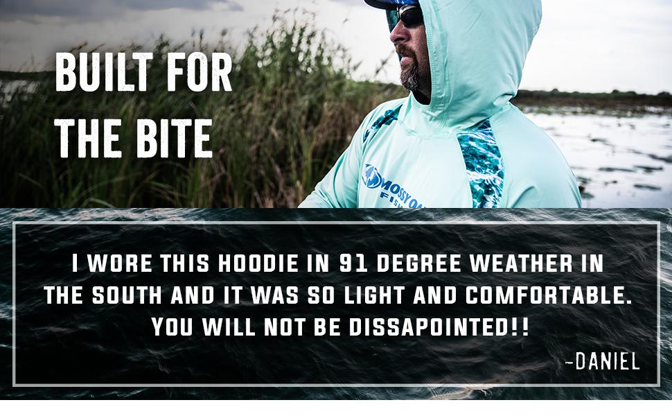men's hooded fishing shirts