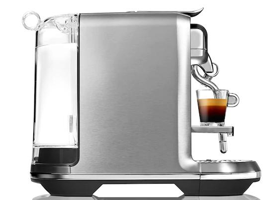 Nespresso Creatista Plus  咖啡機