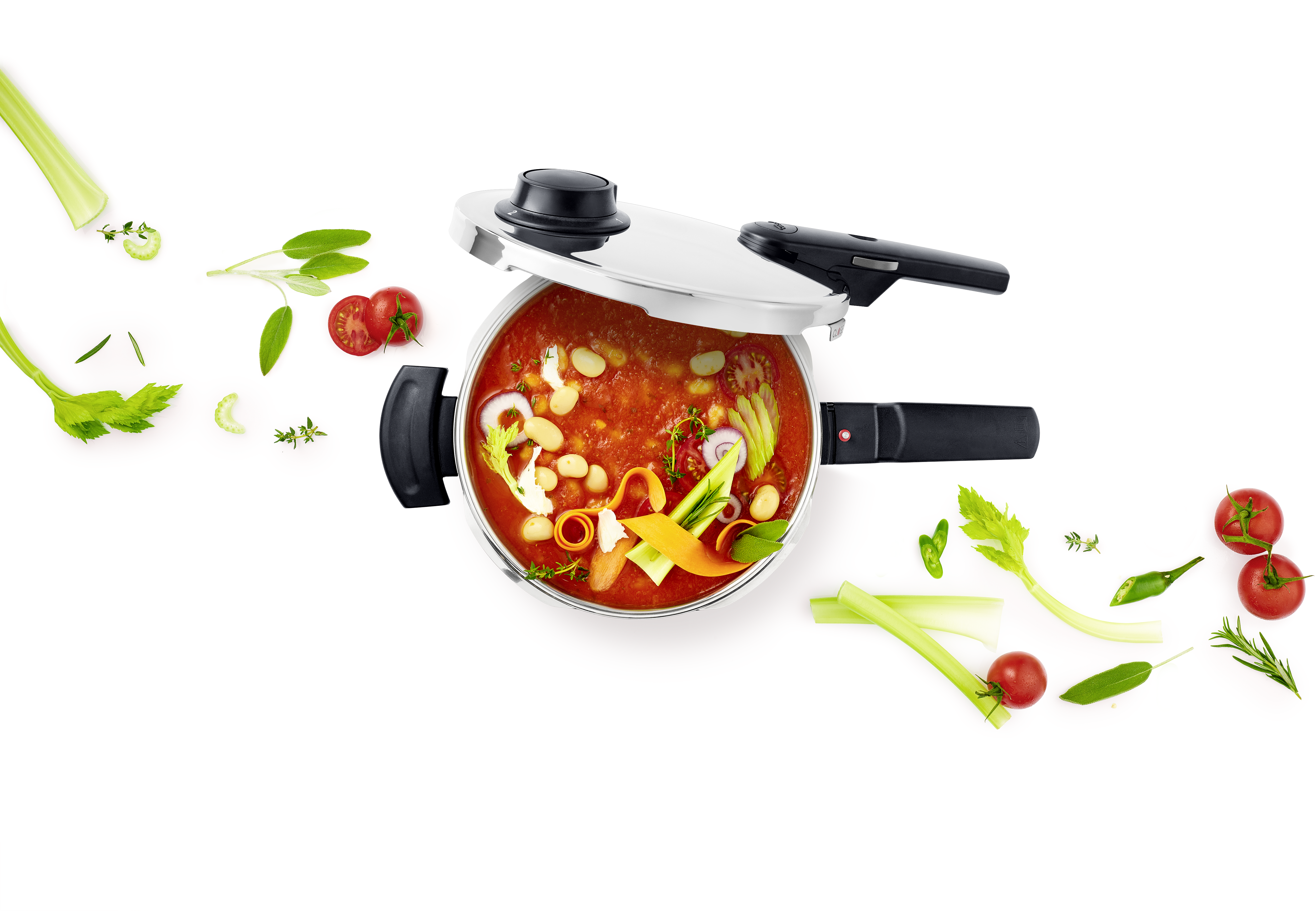 Fissler vitavit comfort pressure cooker