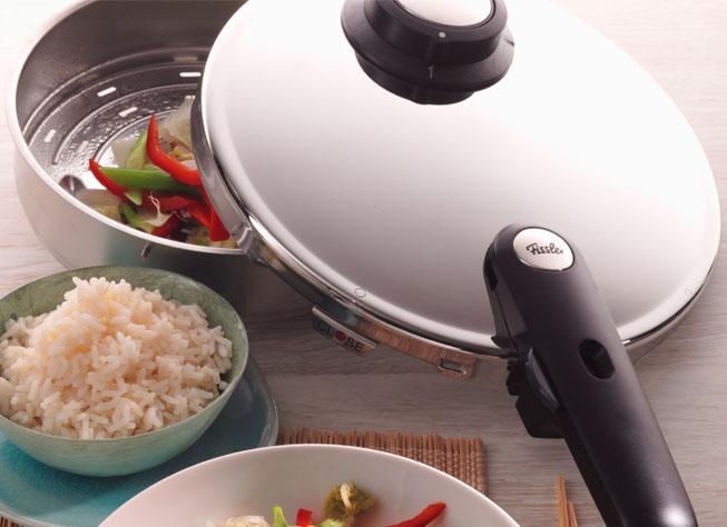 Fissler vitavit premium pressure cooker