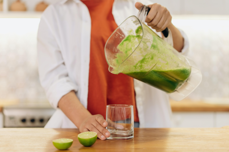 jus fruits legumes detox cure