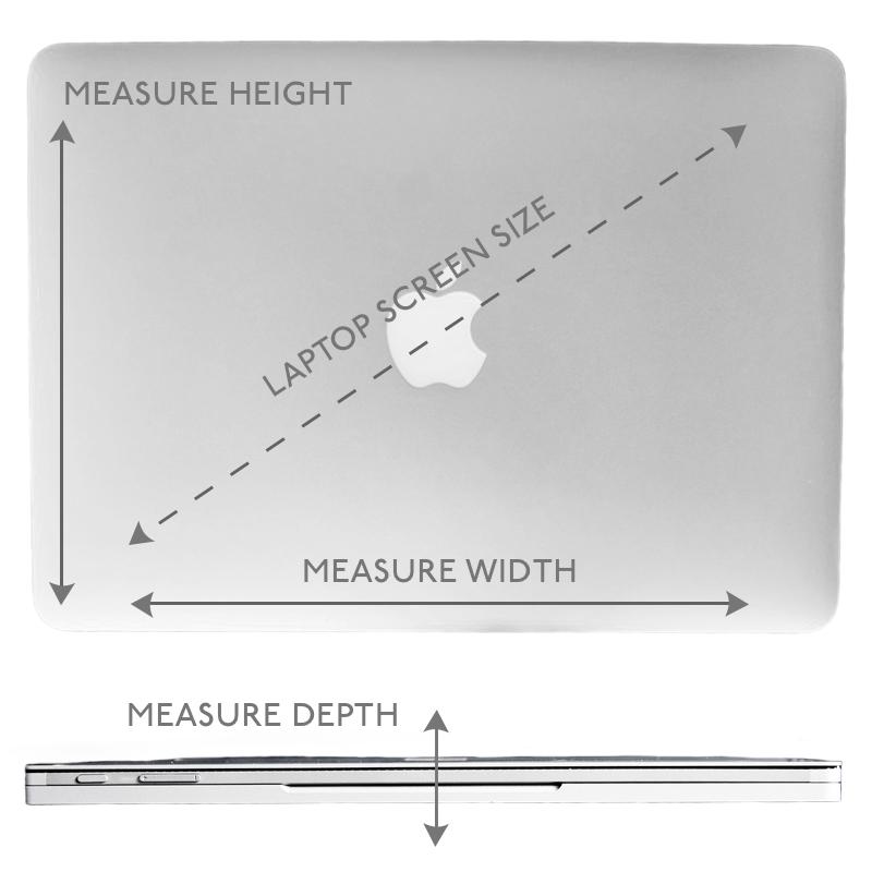 Measuring your laptop
