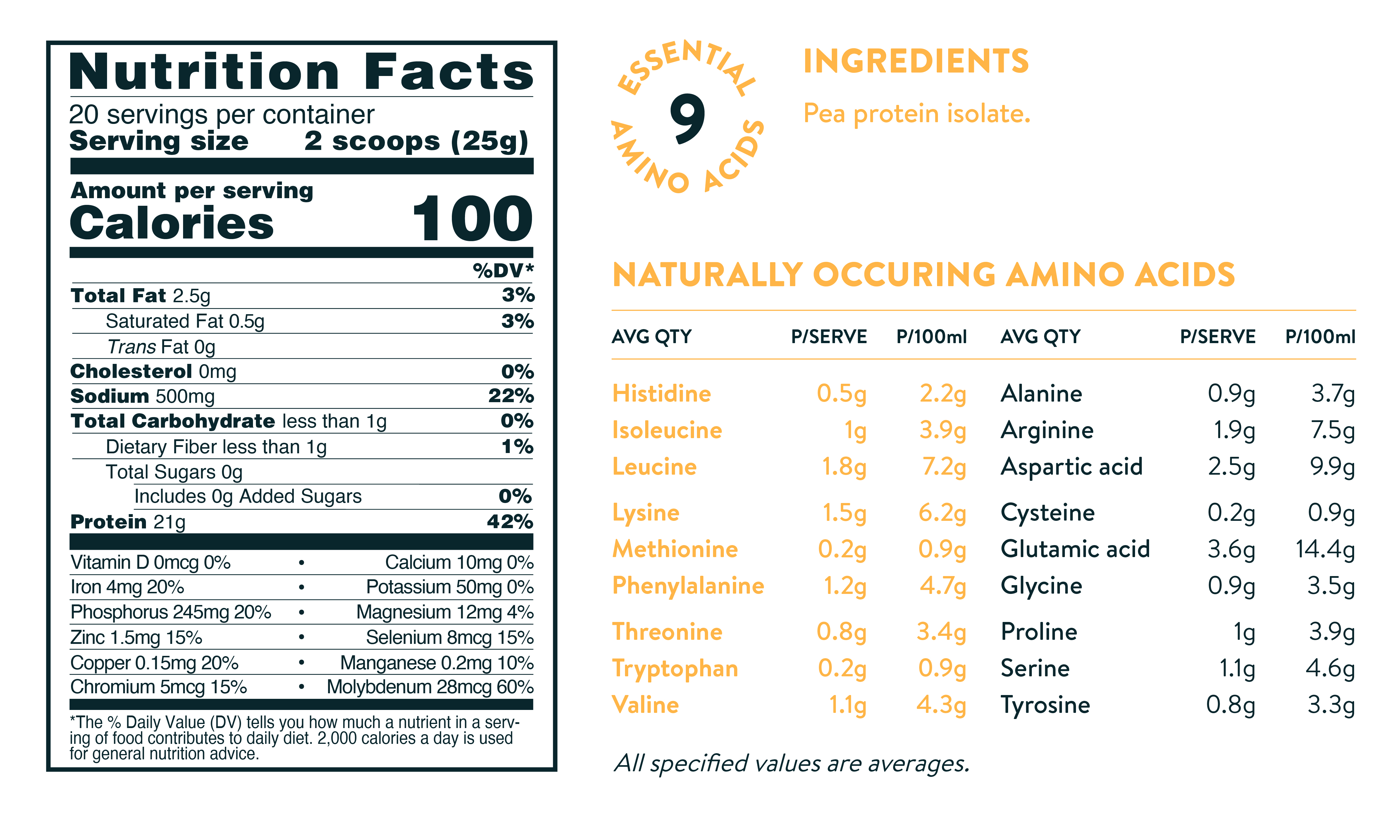 unflavored vegan protein powder