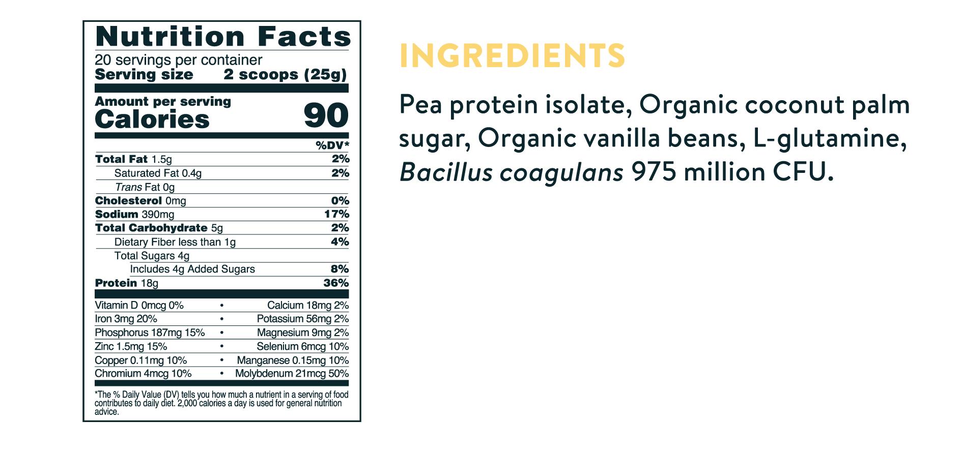 gut health protein