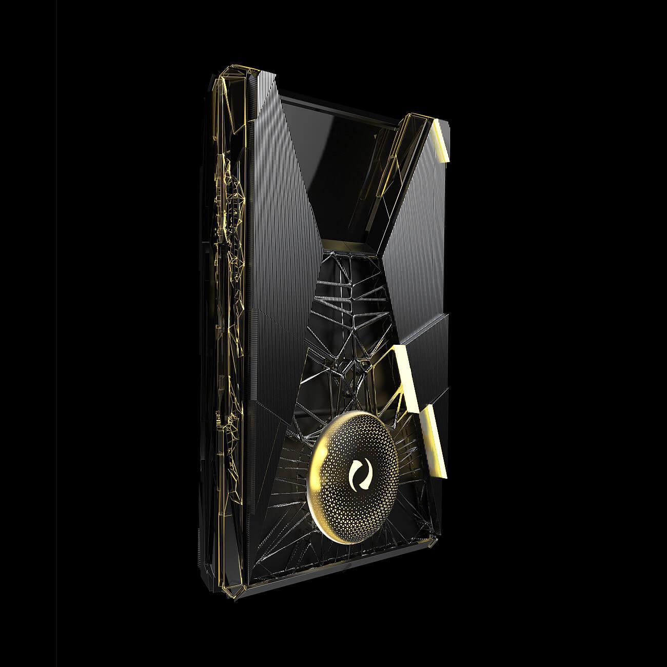 vandium luxury metal card wallet